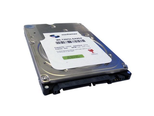 New 120GB 5400RPM 8MB 2.5
