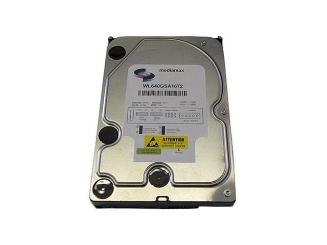Generic White Label 640GB 8MB Cache 7200RPM SATA Hard Drive