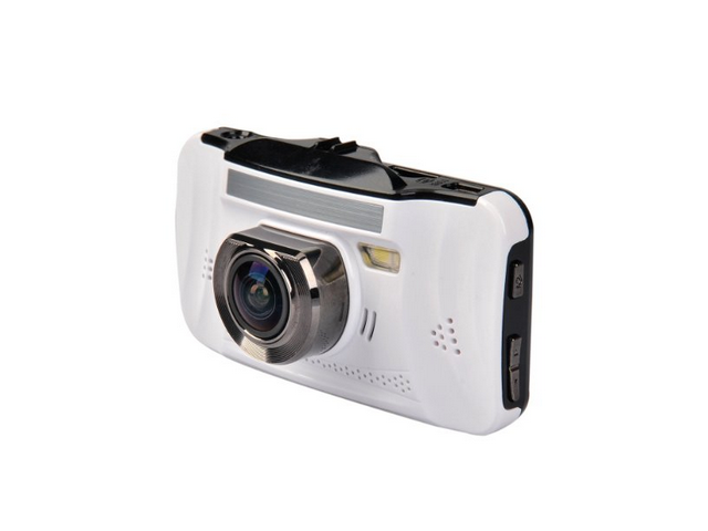 2014 new 3'' HD Car DVR Video Recorder with 300W Pixel CMOS Sensor and G-Sensor