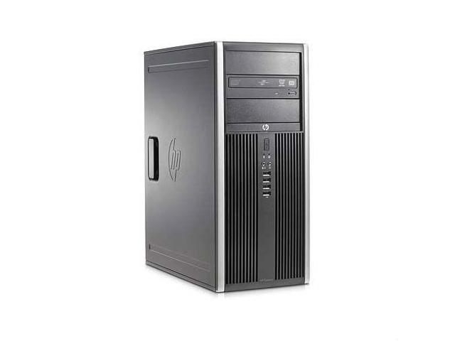 HP 8200 Elite MT Intel Core i7-2600 3.40 GHz, 4GB, 500GB, Windows 7 Pro