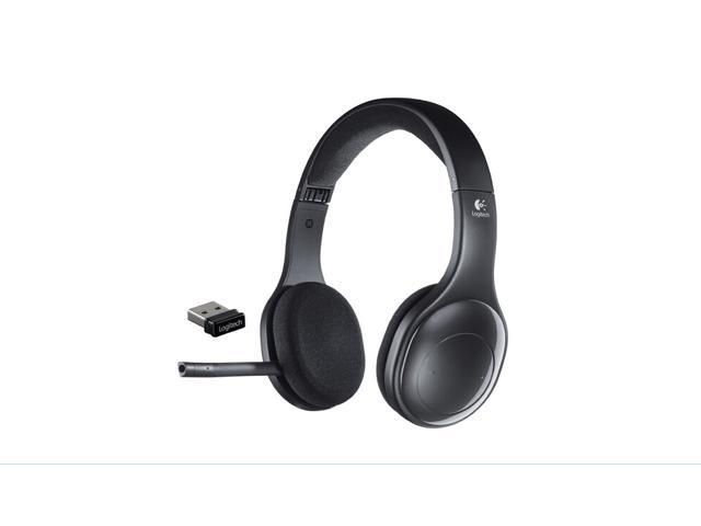 Logitech Wireless Headset H800 for PC, Tablets and Smartphones 981-000337