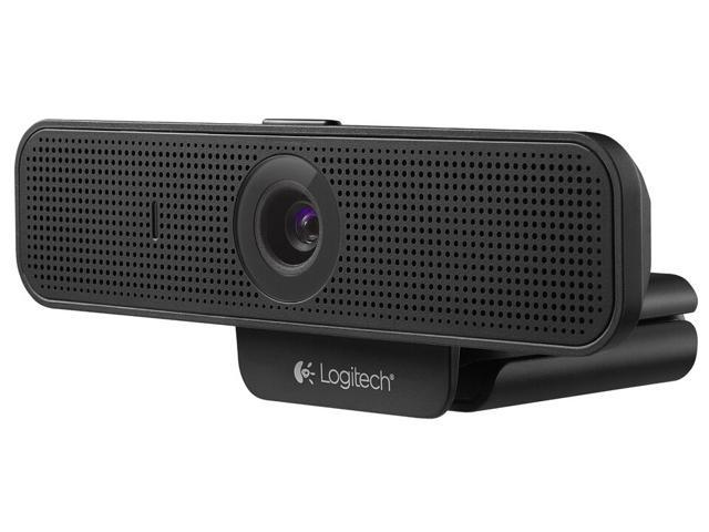 Logitech C920-C Webcam (Business Product) with 1080p HD Video Certified for Cisco Jabber 960-000945