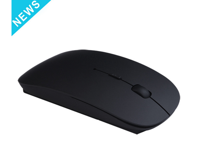 Bluetooth 3.0 Ultra thin notebook wireless mouse Sleek Form-Fitting Ergonomic Curved Wireless Optical Mouse with DPI Switch