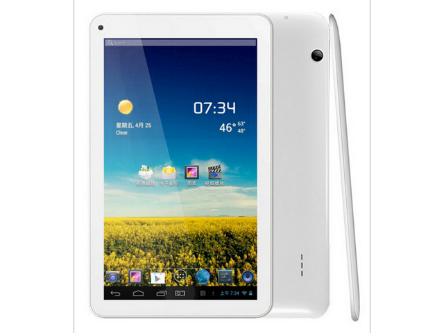 Created S7 best selling Bluetooth 4.0 IPS screen HD quad-core 7.0-inch dual sim 3G mobile tablet computer 1024 * 600 screen resolution