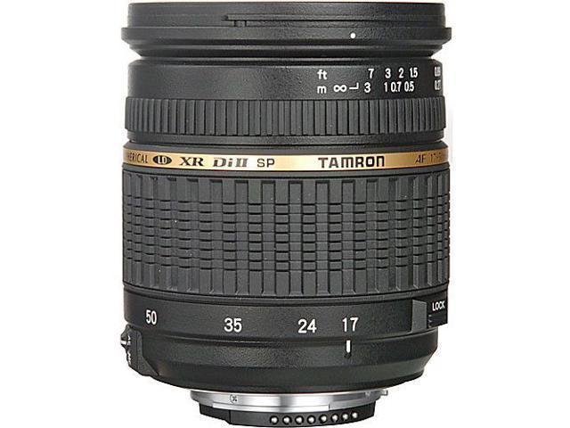 Tamron 17-50mm f/2.8 XR Di-II LD Aspherical Autofocus Lens