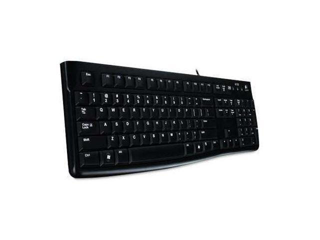 New Logitech K120 USB Wired Keyboard Part Number 920-002478