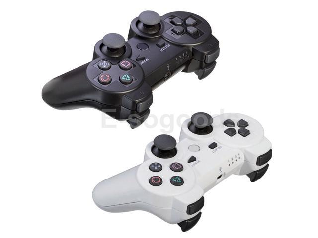 TWO PCS Wireless Bluetooth Vibration Game Console Controller For SONY PS3