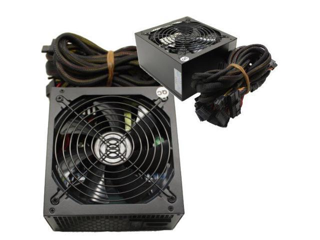 950W Gaming 140MM Fan Silent ATX Replacement Power Supply SATA 12V