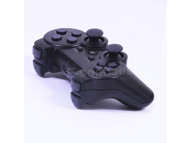 Two Wireless Double Bluetooth Vibration SONY PS3 Controller