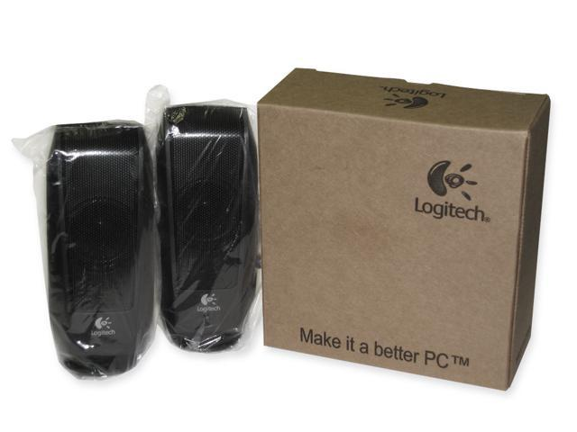 Logitech S120 Computer 2.0 Stereo Speakers # 980-000012