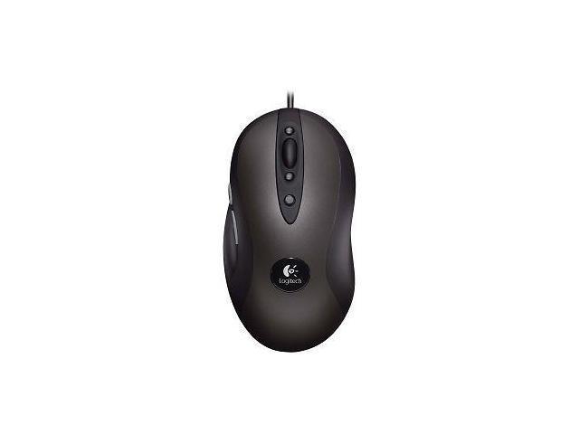 New Logitech G400 Optical Mouse NIB FS