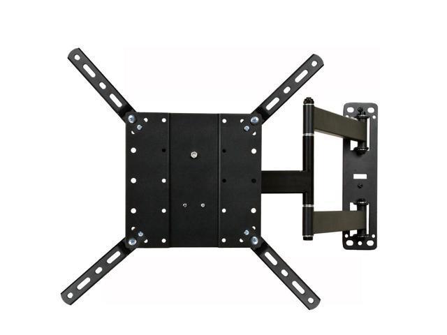 VideoSecu Articulating Arm Full Motion Swivel Tilt TV Wall Mount Bracket for most 22 - 50