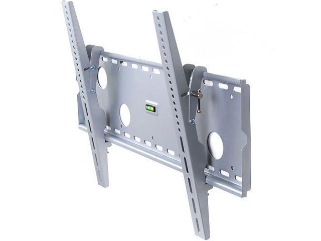VideoSecu Tilt TV Wall Mount UHD LED LCD Plasma Silver Bracket 32 39 40 42 46 47 48 50 51 55 60 64 65 70