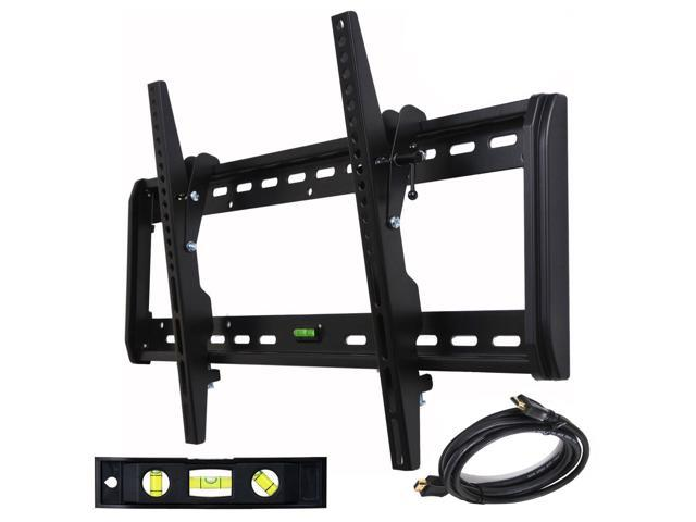 VideoSecu Tilt TV Wall Mount for Panasonic 32 39 40 42 47 50 55 58 60 inch LED LCD Plasma 3D HDTV Flat Panel Displays ...