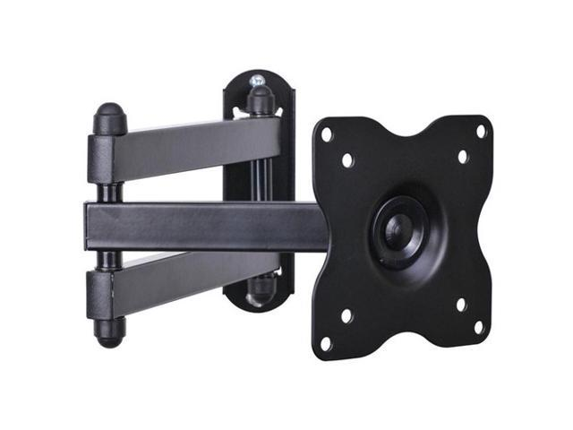 VideoSecu Tilt Swivel Rotate TV Wall Mount for VIZIO 24 26 28 29 inch LCD LED D24h-C1 E24-C1 D28h-C1 E28h-C1 Flat Panel TV Monitor Mount ...