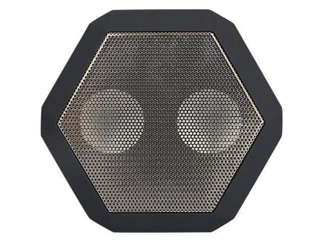 Boombotix Rex Bluetooth Ultraportable Wireless Speaker Gray