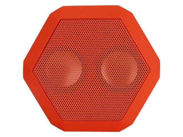 Boombotix Rex Bluetooth Ultraportable Wireless Speaker Red