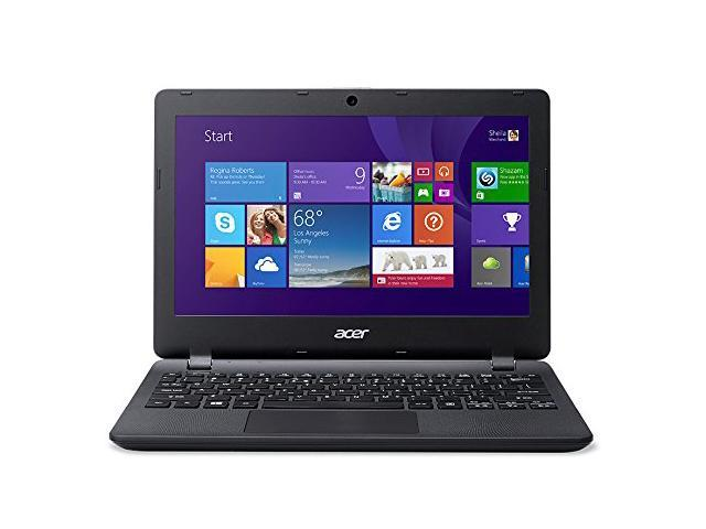 Acer Aspire E 11 ES1-111M 11.6-Inch Laptop (Diamond Black)