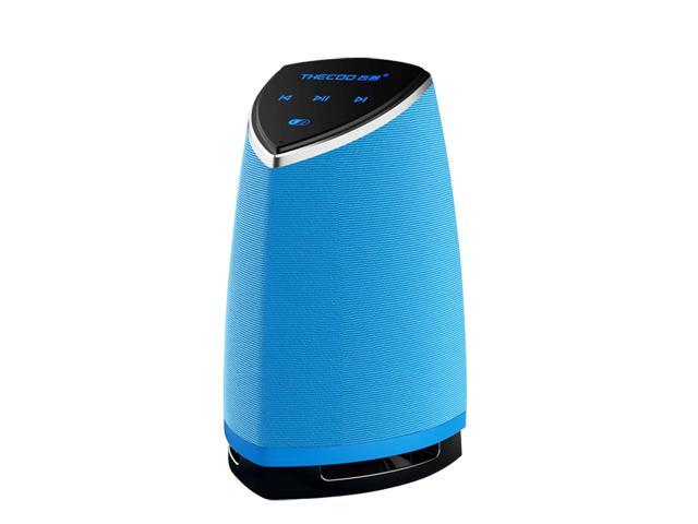 Thecoo 527 wireless speaker portable answer phone mini speaker for mobiles PC tablet