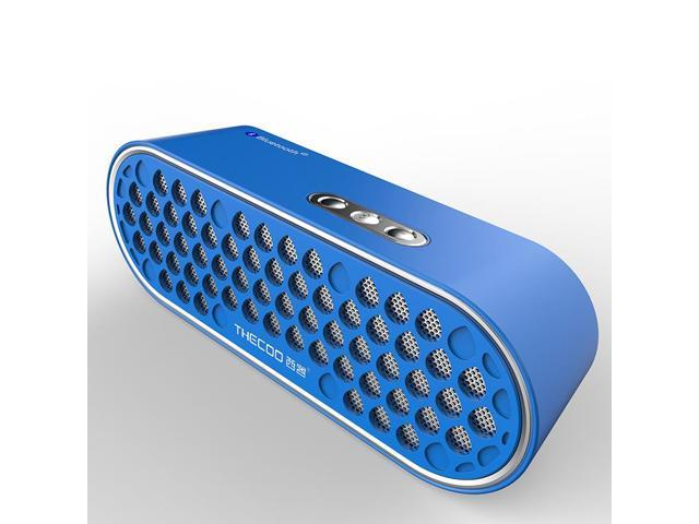Thecoo 520 Dual Trumpets Full Frequence Portable Bluetooth Speaker Wireless Speaker for Music Lover