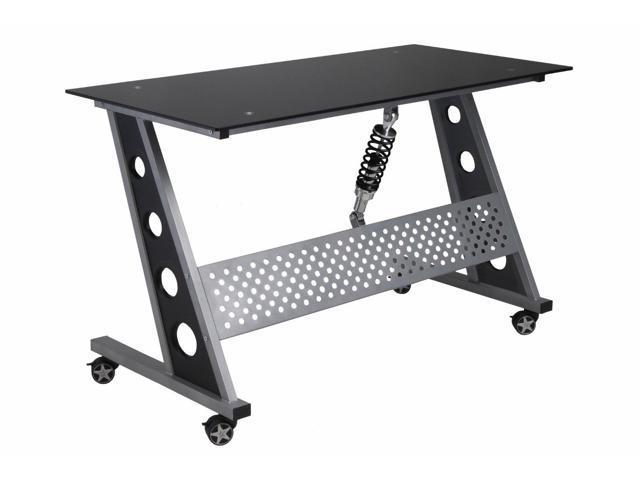 Pitstop Furniture Compact Desk - Black
