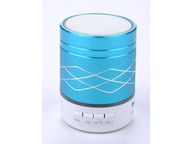 LED Flashing Bluetooth Audio Speaker With TF Card with USB Slot For Mobile Phone/PC