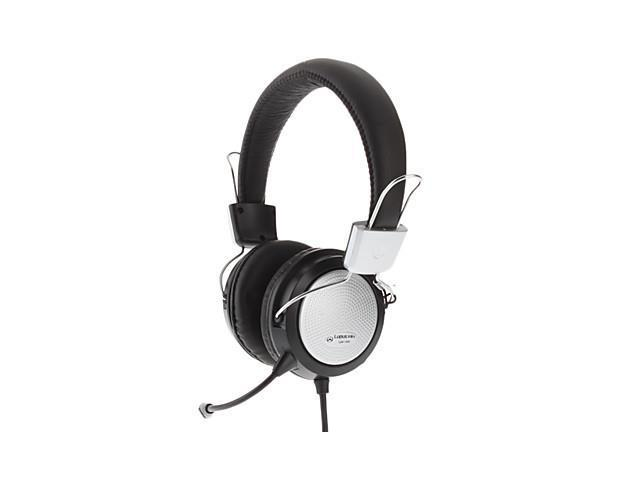 Ergonomic Noise-reduction Stereo Headphone with Microphone for Gaming & Skype
