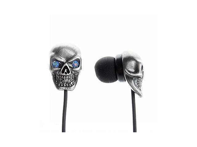 Scary Style skull In-Ear Earphones for iPhone 6 iPhone 6 Plus