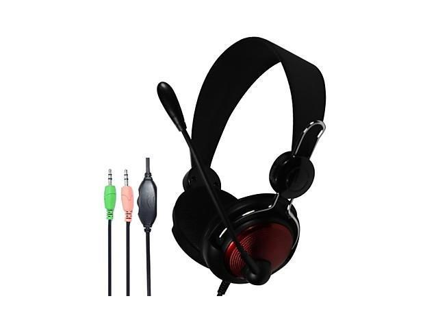 New Online Games PC Multi-player Stereo Headphones with Mic and Volume Control