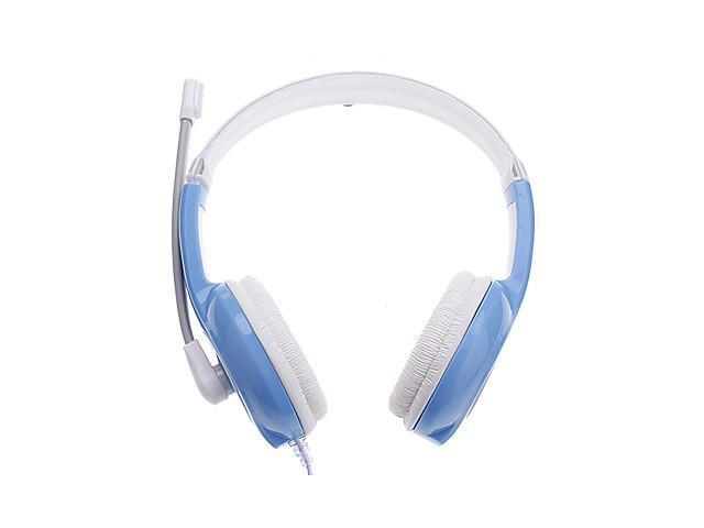 LUPUS Fashion Hi-fi Stereo Headphone Blue