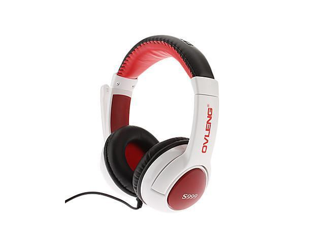 S999 Powerful Bass On-Ear Hi-fi Stereo Music Headphone