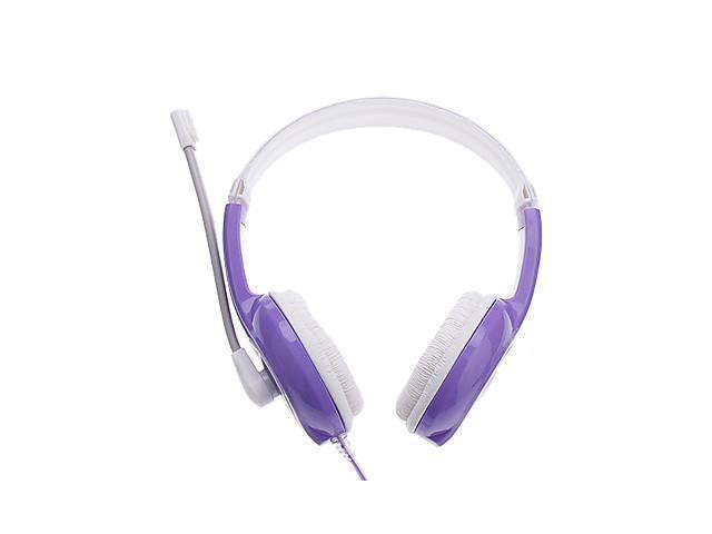 LUPUS Fashion Hi-fi Stereo Headphone Purple