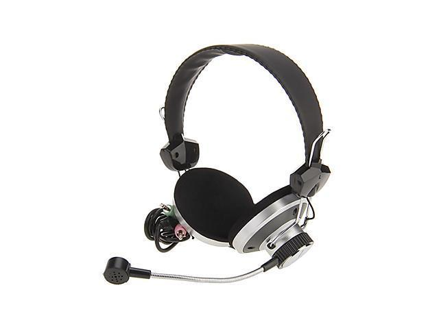 KM-520 Over-Ear Super-Bass Stereo Headphones With MIC For Games