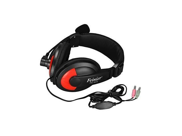 YuanBoTong PE-925 180cm 3.5mm Plug Adjustable Hi-Fi Stereo Headphone with Microphone with Volume control