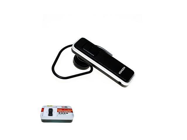 KonCen-KC-02 Mini V3.0 Bluetooth Handsfree Single Track Wireless Bluetooth Headset with Microphone