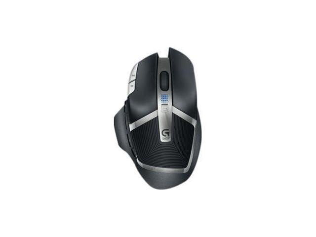 Logitech G602 Black 1 x Wheel USB RF Wireless 2500 dpi Gaming Mouse 910 003820