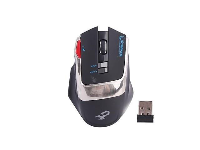 Juexie Ghost Scorpion X3 Laser Optical Wireless 2.4G Professional Gaming Mouse (800-1200-1600-2400 DPI)