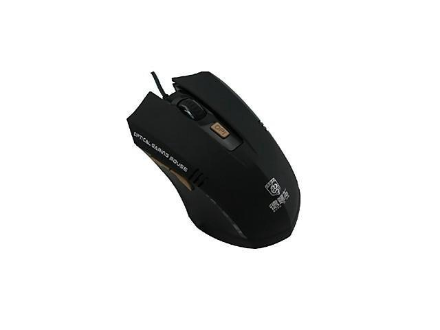 Delog DY-G3 6 Key Game Mouse USB Wired Mouse 1600 DPI