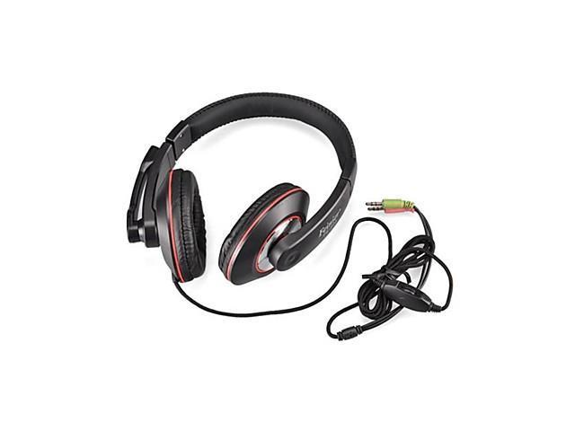 YuanBoTong PE-996 180cm 3.5mm Plug Adjustable Hi-Fi Stereo Headphone with Microphone and Volume control