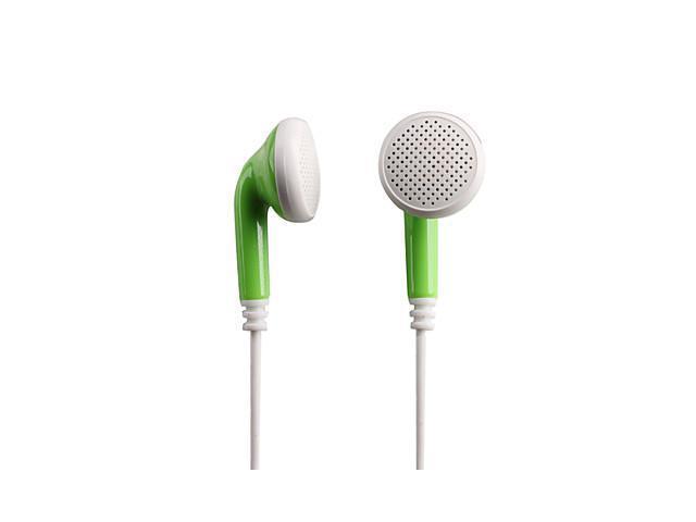 Ipod MP3 MP4 MP5 Iphoen Ipad headphones(Green)