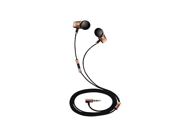 Lige I65 Heavy with Microphone Answer/Play/Pause Muisc Heavy-Bass Stereo Headset for Iphone6/Iphone6 plus