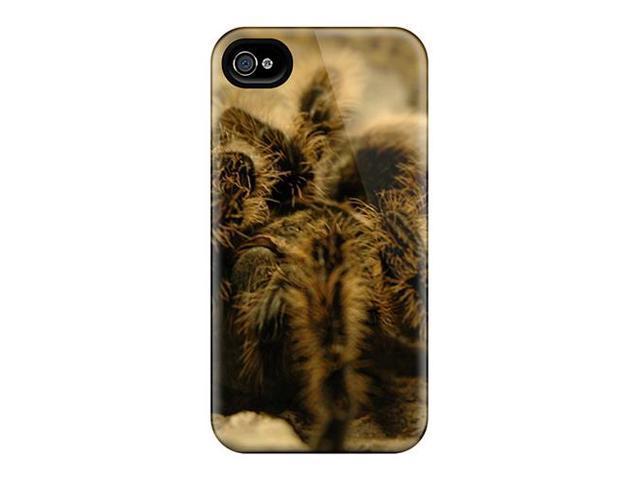 [OLZ9584TgWY] - New Black Tarantula Protective Iphone 6 Classic Hardshell Cases