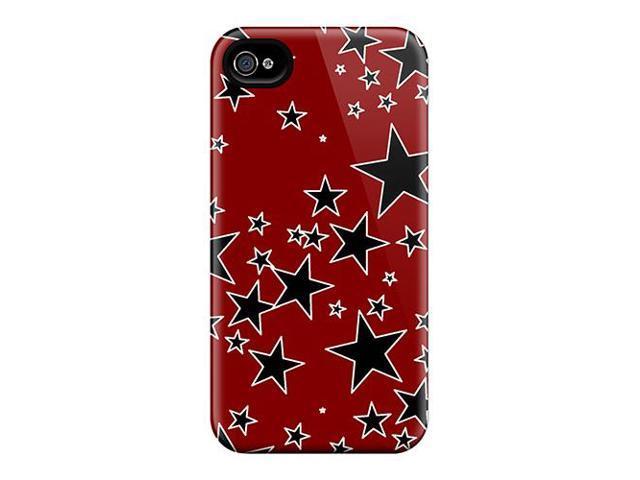 [sJy34434cIUD] - New Black Stars Protective Iphone 6 Classic Hardshell Cases