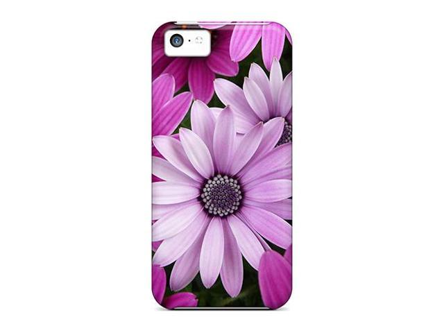 [nGQ32546nmWO] - New Pink Flowers Protective Iphone 5c Classic Hardshell Cases