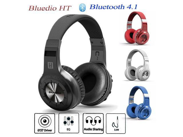 Bluedio HT(shooting Brake) Wireless Bluetooth 4.1 headset Stereo Headphones built in Mic handsfree for calls and music streaming