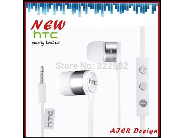 2015 New Arrival flat cable earphone with mic + volume control+/ for htc for HTC One X RC E240F For htc rc e240