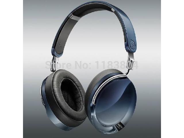 Donscorpio Dolphin high end metal headphone headset earphone with microphone and remote for MP3 Smartphone *