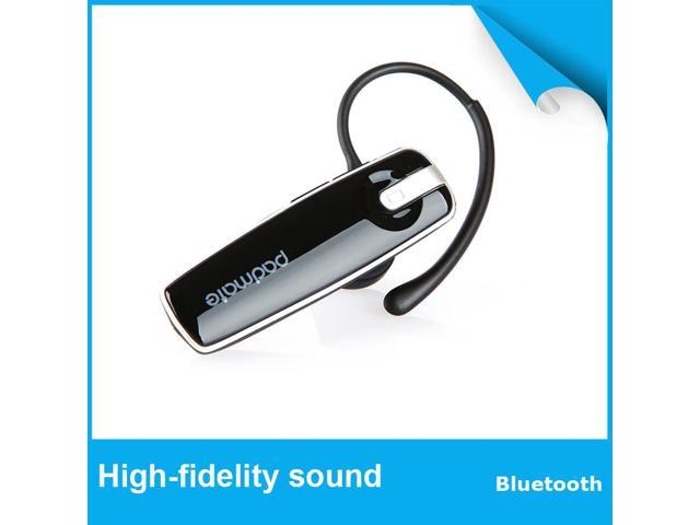 Padmate BH201 anti radiation stereo bluetooth earpieces/headset/earphone for most mobile music playing