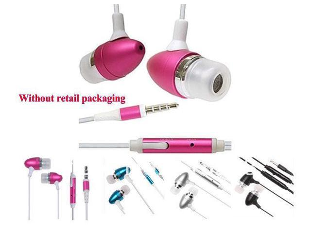 WITHOUT Packing Earphone High quality Headphones With Remote and Mic For IPhone for samsung for HTC Mobile via DHL