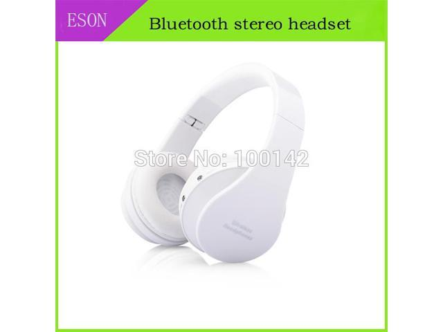 Bluetooth NX 8252 Headphone Fold High Fidelity Surround Sound Wireless Stereo Headset For Phone Laptop Tablets PC